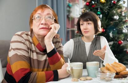 parent and caregiver argument