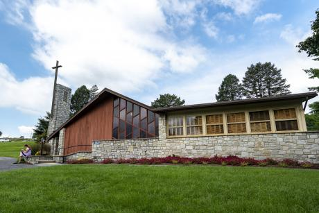 The Chapel on Brook Lane's Campus